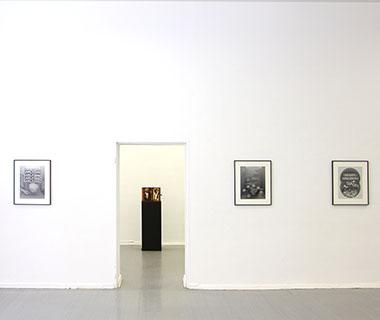 vorne: Tim Berresheim, hinten: Helga Schmidhuber